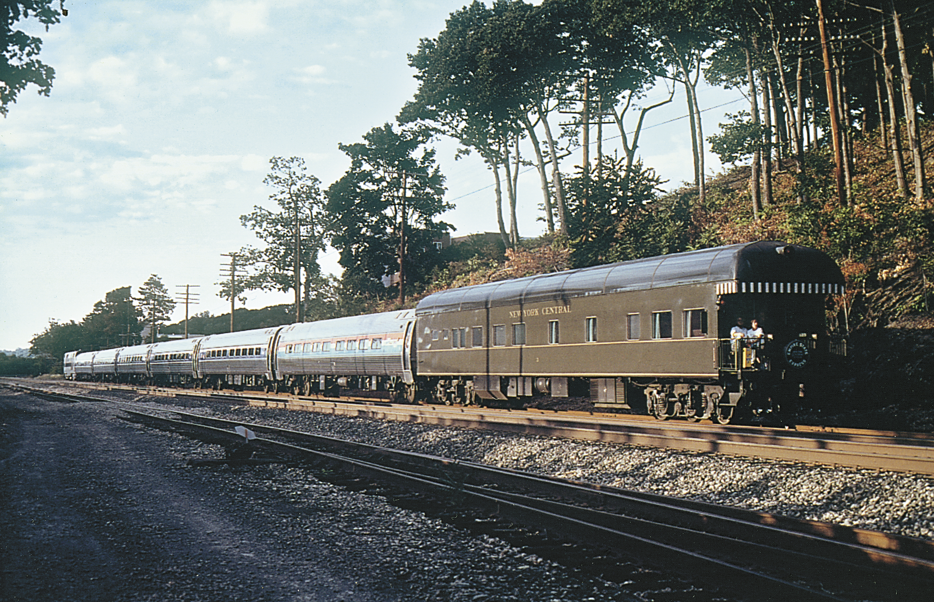 New York Central 3 Private Railcar Excursions And Charters