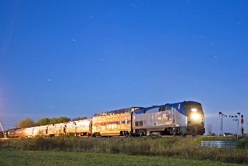 Luxury adventure private railcar travel in the United States and Canada